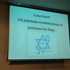 Szma Israel! Od judaizmu ortodoksyjnego do judaizmu bez Boga