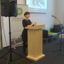 """Szkolenia """"Rom – swój czy obcy?"""" w Centrum Dialogu w Łodzi"""