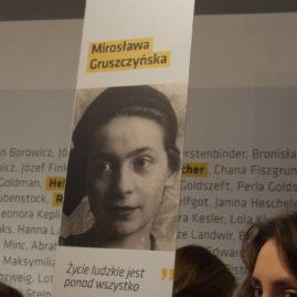 Spotkanie z Krakowską Sprawiedliwą wśród Narodów Świata